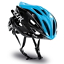 Kask Mojito Special Road Cycling Helmet Black Team Sky Blue Large 59-62cm