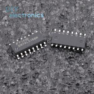 5PCS//10PCS DM74LS156M SOP-16 2-Line to 4-Line Decoders//Demultiplexers IC ATF