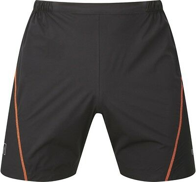 Vereinigt Omm Kamleika Mens Running Shorts - Black