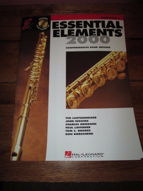 ESSENTIAL ELEMENTS FOR BAND B TRUMPET BOOK 1 **BRAND NEW**