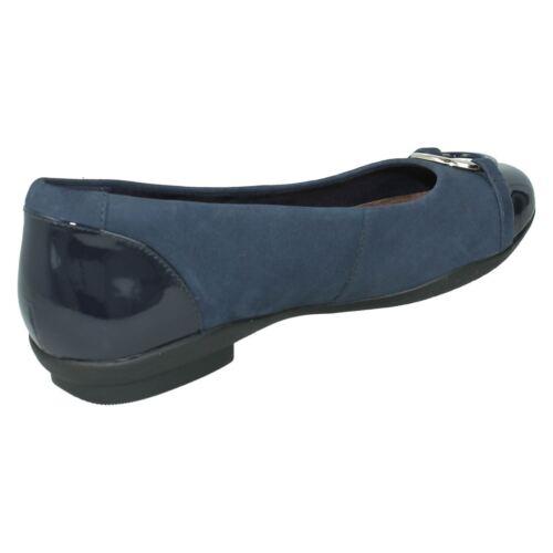 Unstructured Clarks Combi On Slip Shoes Vine di Navy Neenah Ladies Smart d4wSd