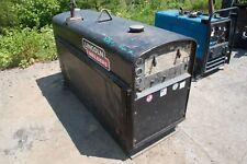 Lincoln Shield Arc 250 Perkins Diesel Weldergenerator Vintage