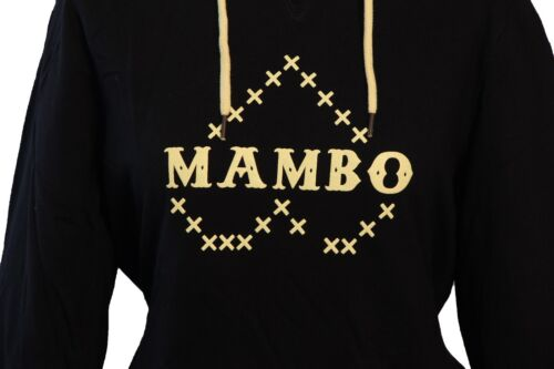 Black and Buttercup Size 14 Mambo Goddess Hoodie