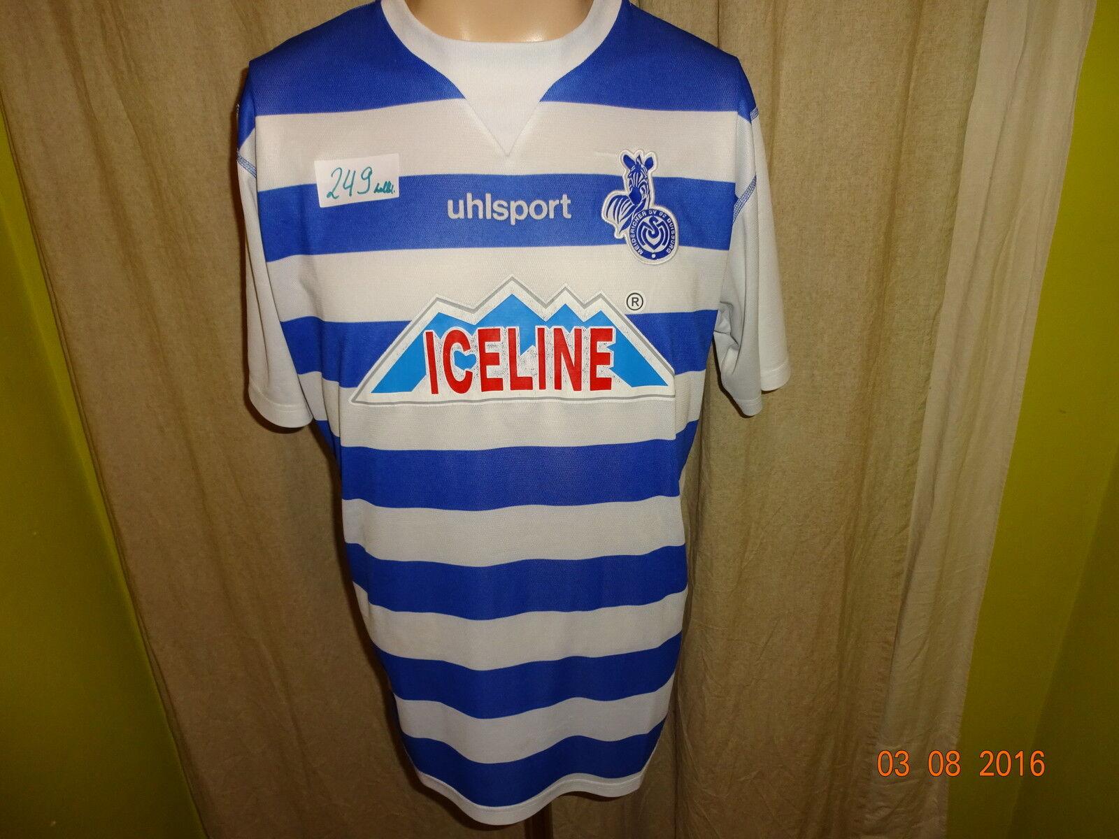 MSV Duisburg Original uhlsport Heim Trikot 2004/05