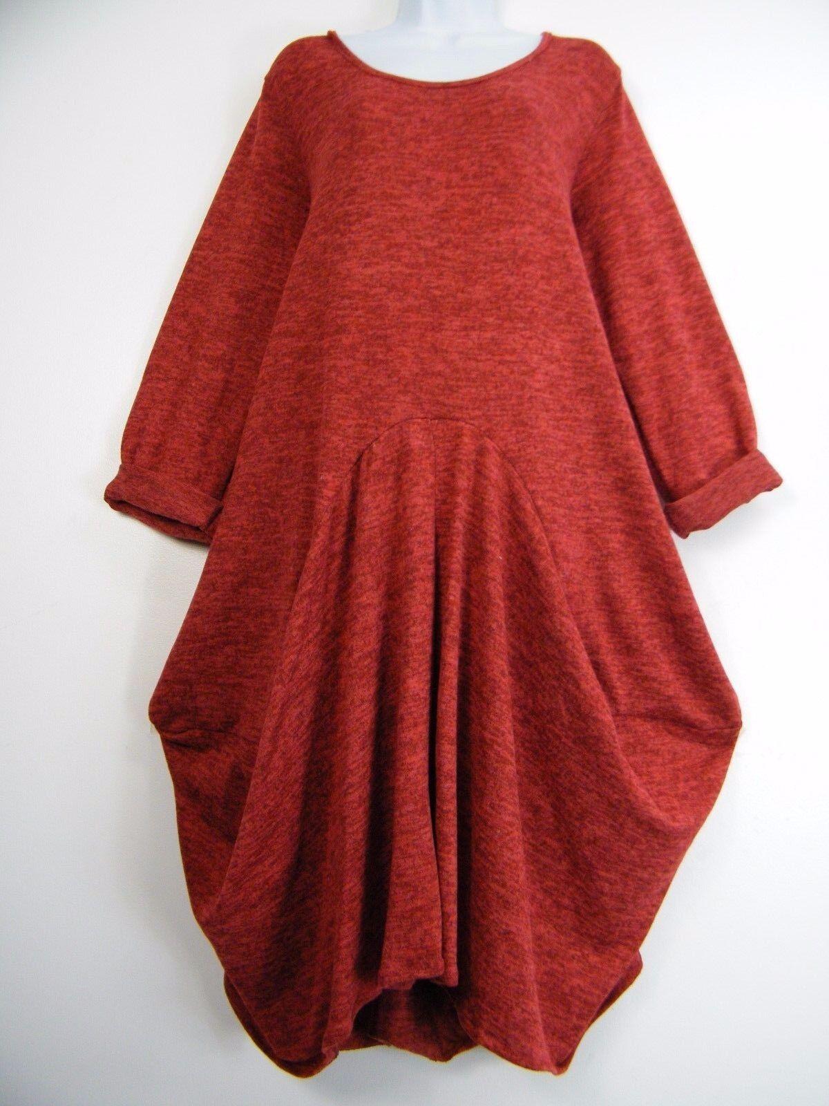 LAGEN LOOK AUTUMN WINTER DRESS POLY VISCO MIX 8 COLS PLUS SIZE TO FIT SIZE16-20