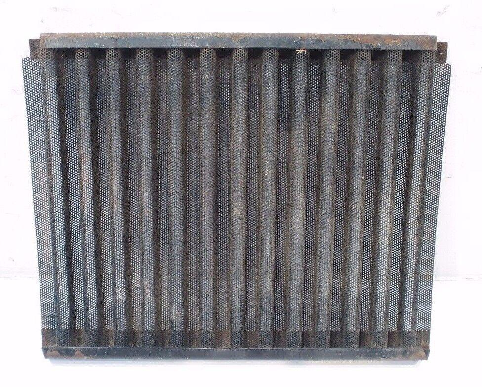 Rejilla de radiador OEM saltamontes pantalla 693256 se ajusta a 721 725 721 D 1995-2000 segadoras