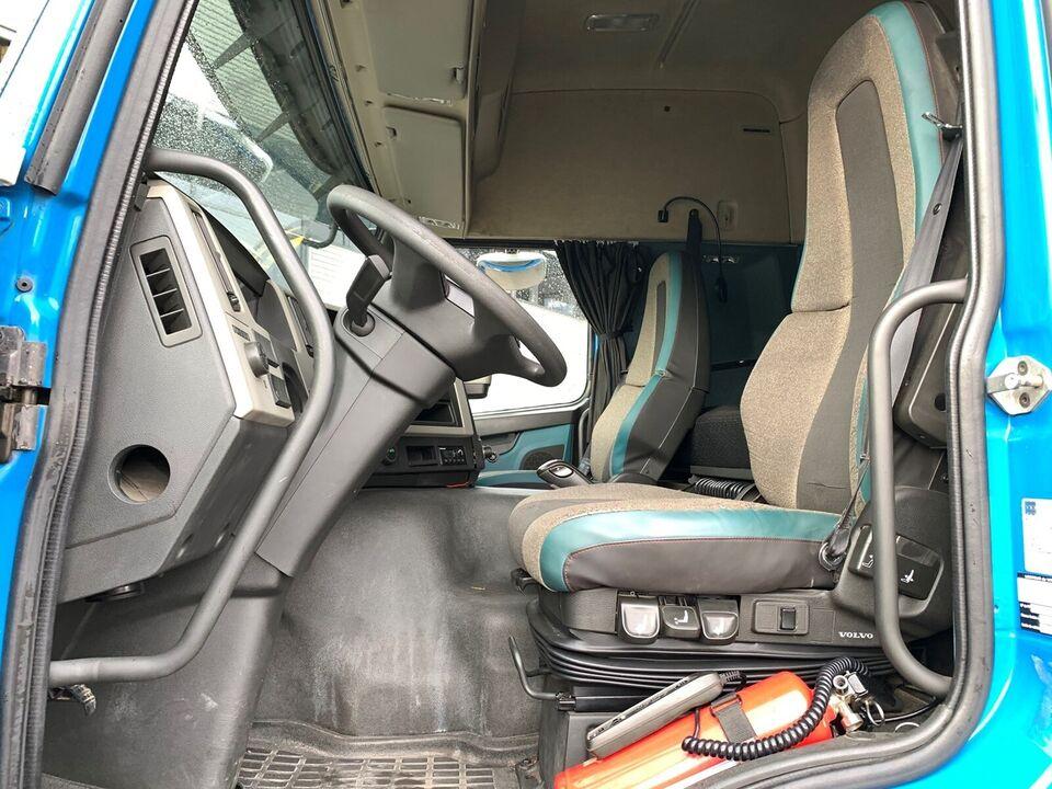Volvo FM460 8x4-4 Euro 6, årg. 2014