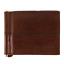 The-Bridge-portafogli-uomo-porta-tessere-fermaglio-banconote-cuoio-01467001-14 miniatura 1