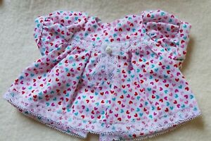 Dress-short-Sleeve-For-Approx-7-7-8in-Bears-Or-Dolls-The-Spring-Can-Come