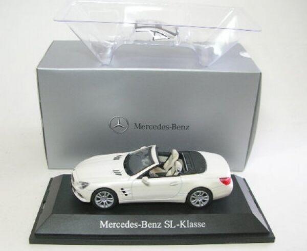 Mercedes-Benz SL-clase SL-clase SL-clase (diamantweiss metalizado) 2011 c95642