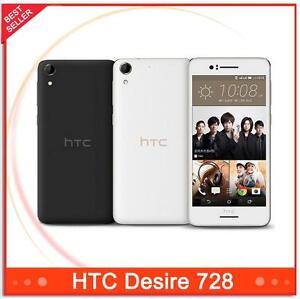 htc desire 728 5 5 4g lte android ram 2gb rom 16gb 13mp octa core rh ebay com HTC Droid Samsung Galaxy S