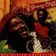 """JIMMY CLIFF """"DEFINITIVE COLLECTION"""" CD NEUWARE"""