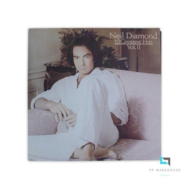 Neil Diamond - 12 Greatest Hits Vol. 2 - Vinyl LP Schallplatte