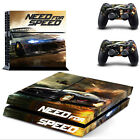 Need for Speed Design Folie PS4