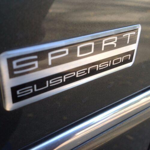 """Lexus Genuine LS430 /""""Sport Suspension/"""" Fender Emblem Badge 2001-2006 NEW"""