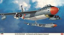 Hasegawa 1:72 B-47E Stratojet Air Research Development Command Limited Ed #02120