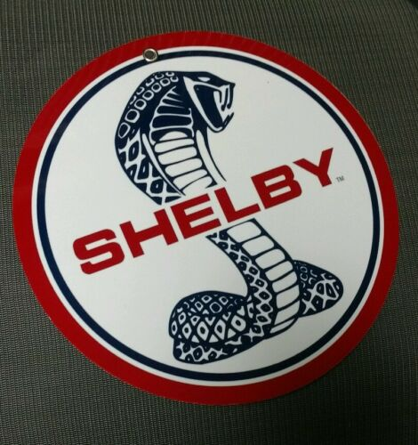 Shelby Cobra Ford Mustang GT sign