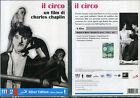 IL CIRCO - C. CHAPLIN - DVD (NUOVO SIGILLATO)
