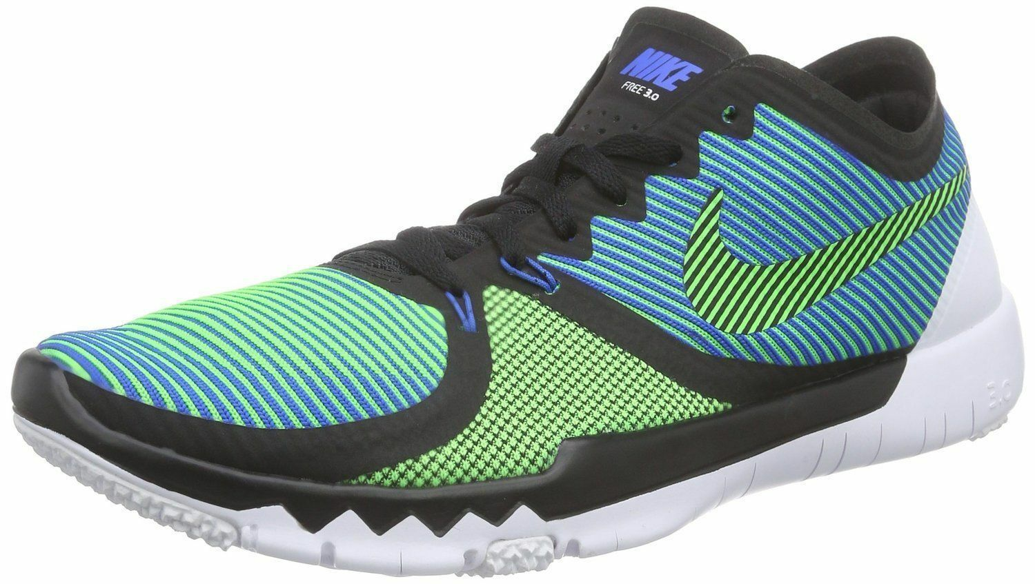 NIKE FREE TRAINER 3.0 V4 TRAINING SNEAKERS MEN SHOES 49361-034 SIZE 10 NEW