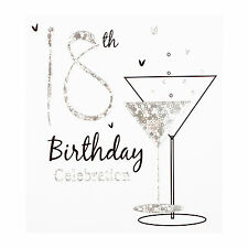 18th Birthday Party Invitation Cards Inc Envelopes 6 Pack Simon Elvin Qlty