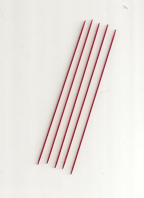 1.5 MM DOUBLE POINT KNITTING NEEDLES SUSAN BATES SIZE 000