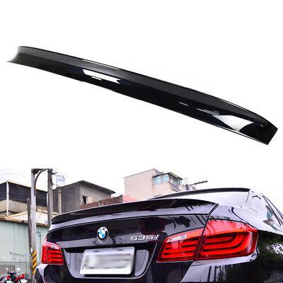LA STOCK PAINTED COLOR #668 F10 BMW 5-SERIES 4D M5 TRUNK SPOILER 535i 525d 530i