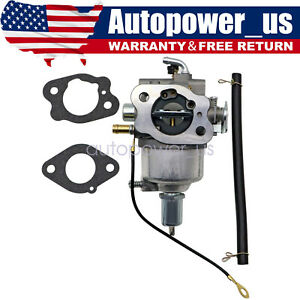 Carburetor for Kawasaki 15003-7034 Fits FH531V 4-Cycle with Solenoid Carb New