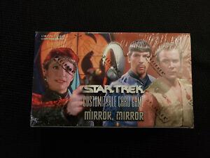 Star Trek CCG The Borg Booster Box Factory Sealed