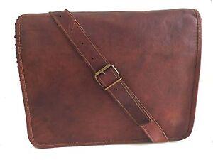 Handbag Business Bag Shoulder Distressed Messenger Briefcase Mens Laptop  Leather nnSUg4vW 72769b3fce6b2