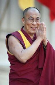 DALAI LAMA GLOSSY POSTER PICTURE PHOTO BANNER PRINT gyatso tibetan buddhist 6371