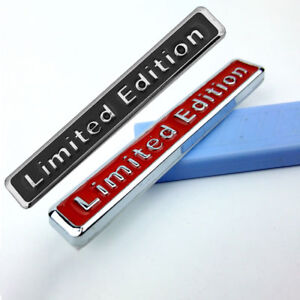 3D-Metal-Limited-Edition-Auto-Car-Sticker-Badge-Decal-Motorcycle-Stickers-Emblem