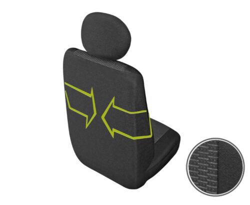 Sitzbezüge PREMIUM Sitzbezug Schonbezug Sitzbezüge FORD TRANSIT   2Stk