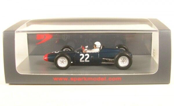 Lotus 24 Nº 22 Mexico GP FORMULA 1 1963 (Hap Sharp)