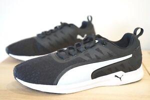 grande vente 5cda0 b7423 Details about Puma Pulse XT Mens Trainers Shoes Size UK 9.5 Black (PU20)