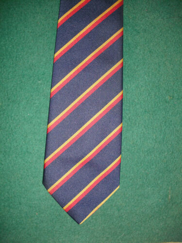 ideal present A good quality REME regimental tie