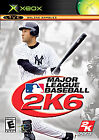 Major League Baseball 2K6 (Microsoft Xbox, 2006)