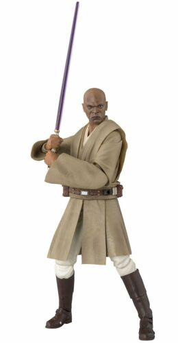 BANDAI S.H.Figuarts Star Wars Mace Windu Episode II Attack of the Clones Japan