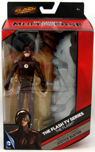 DC Multiverse 6 Inch Figure Justice Buster Series - Flash TV Show Flash