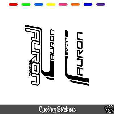 SR Suntour XCM V3 Style Suspension Fork Decal//StickersReplacementVinyl