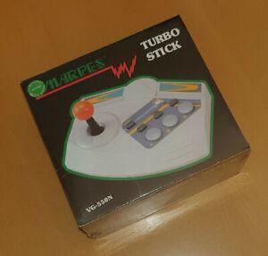 RARE-NEW-Nintendo-NES-Marpes-TURBO-JOYSTICK-game-controller-arcade-sealed-NIB
