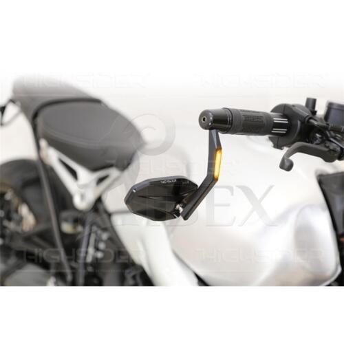 Yamaha SR 500  Lenkerenden Spiegel VICTORY mit Blinker