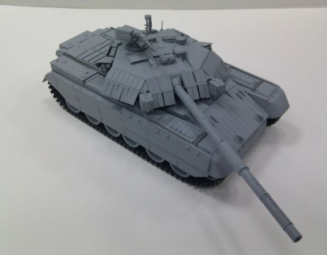 "1:35 T-84 U "" Oplot ""  Ukrainian MBT - Limited Edition Kit"