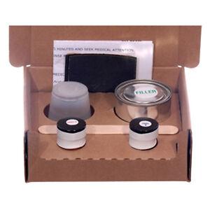 Fib R Fix Fiberglass Repair Kit Basic Generic Black