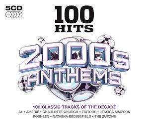 100-Hits-2000s-Anthems-CD-Boxset-NEW