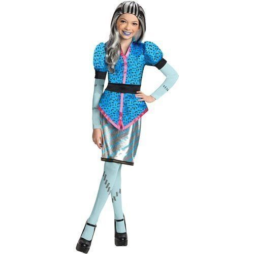 Monster High - Scaris City Of Freights Frankie Stein Costume