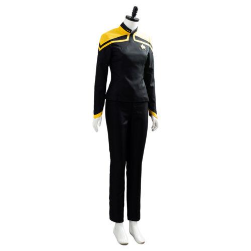 Details about  /Star Trek Picard Season 1 Raffi Musiker Cosplay Costume Uniform Halloween Outfit