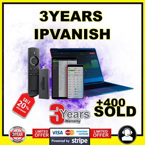 IP-Vanish-VPN-Account-3-YEARS-Warranty-NOT-SHARED-VPN-3-devices-Support