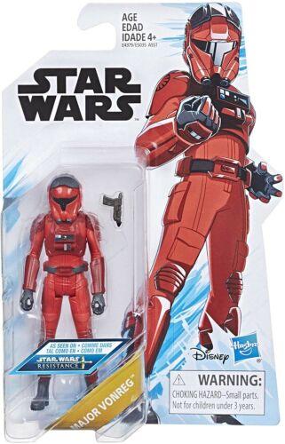 Hasbro® STAR WARS™ Resistance Animated Series 3.75-inch Major Vonreg Figure