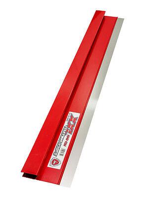 Fassade 100% QualitäT Kartätsche 100 Cm Xxl Coating Knife H-kartätsche 0,5 Mm Blatt Großspachtel Sonstige