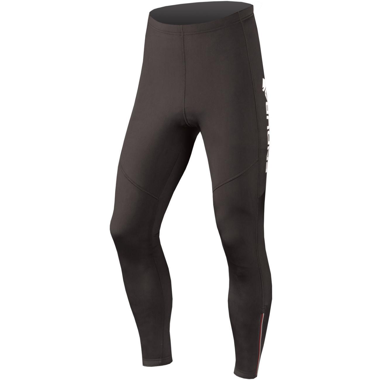 Endura Para Hombre Negra Thermolite Calzas sin Pad X-Large Ciclismo ejecutar Calzas Nuevo